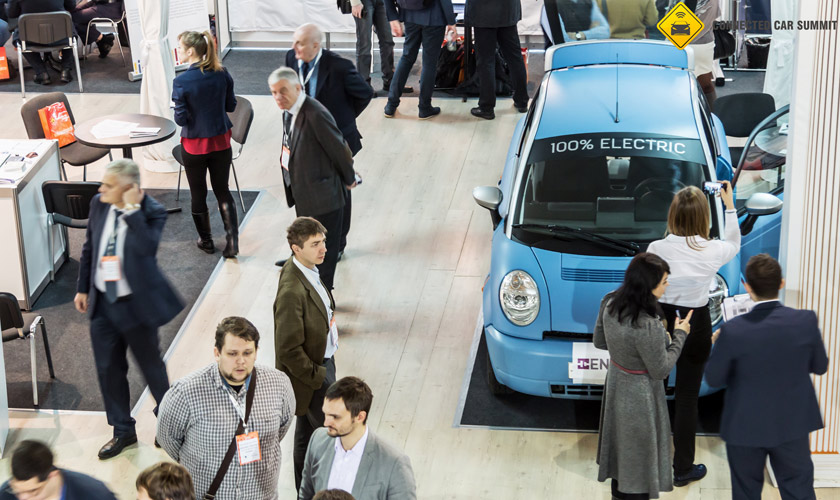 Выставка CONNECTED CAR SUMMIT